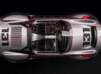 Porsche Vision Spyder 3
