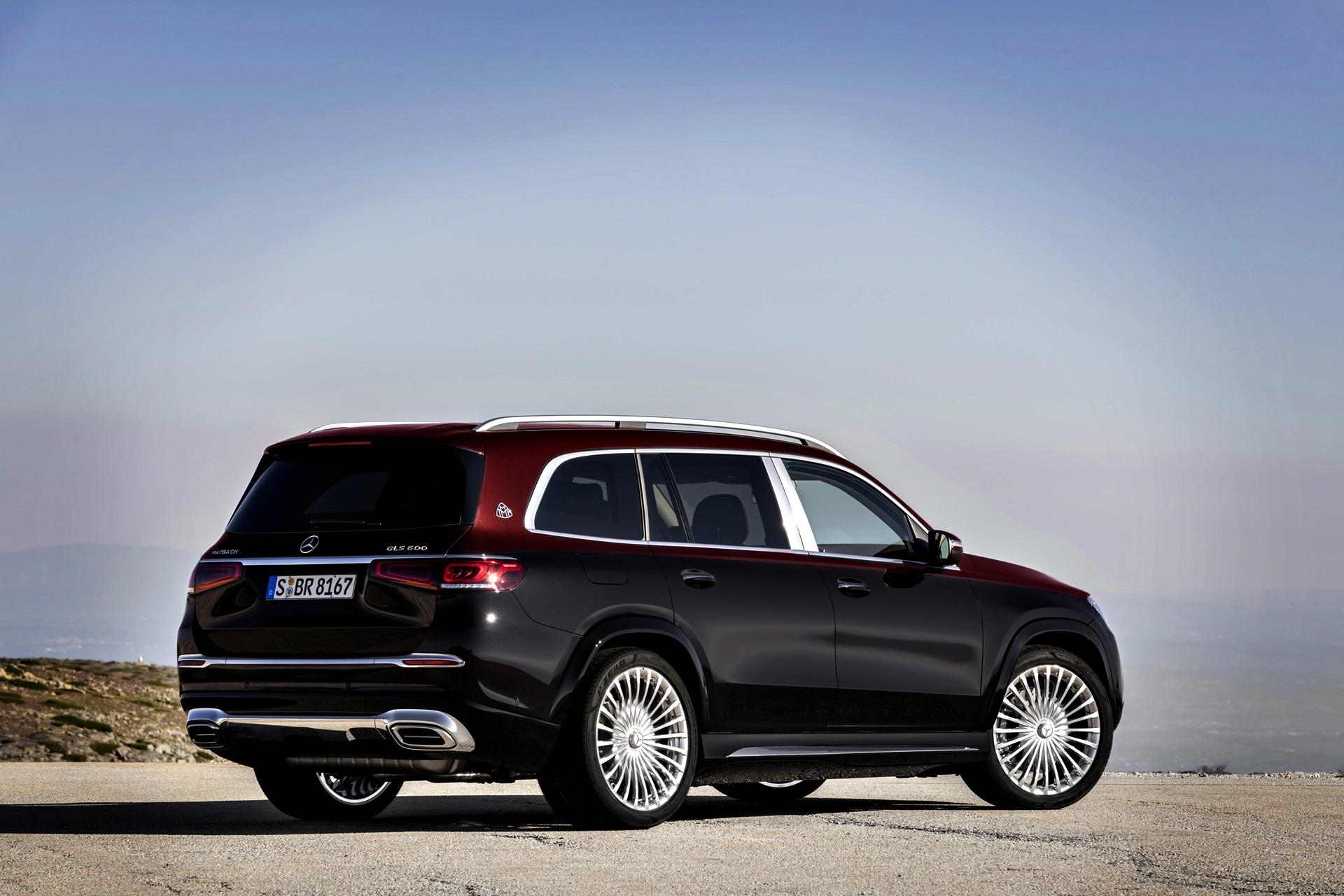 El Suv Mercedes Maybach Gls 600 4matic Publica Su Precio