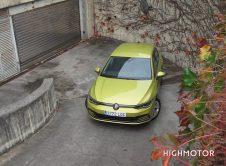 Prueba Volkswagen Golf 812