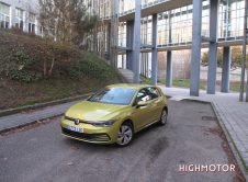 Prueba Volkswagen Golf 821