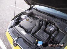 Prueba Volkswagen Golf 826