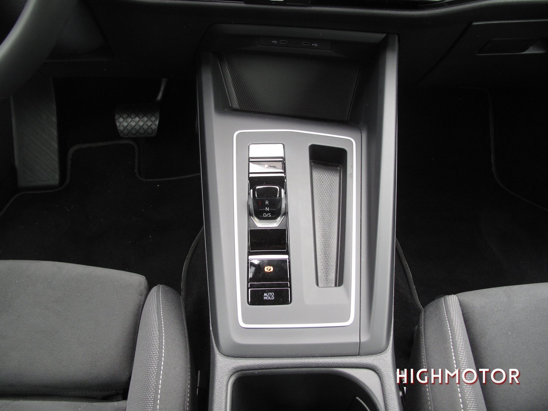Prueba Volkswagen Golf 89