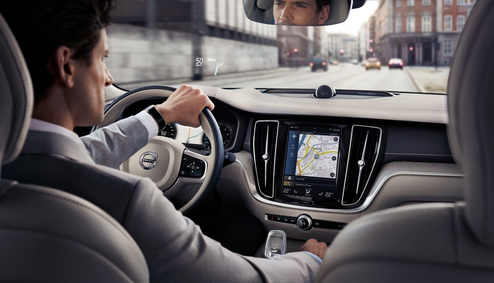 Car Infotainment And Voice Control