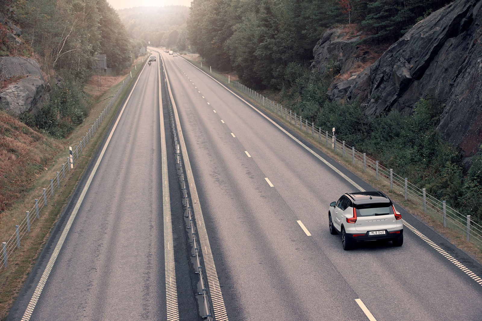 Swedish Traffic Situation