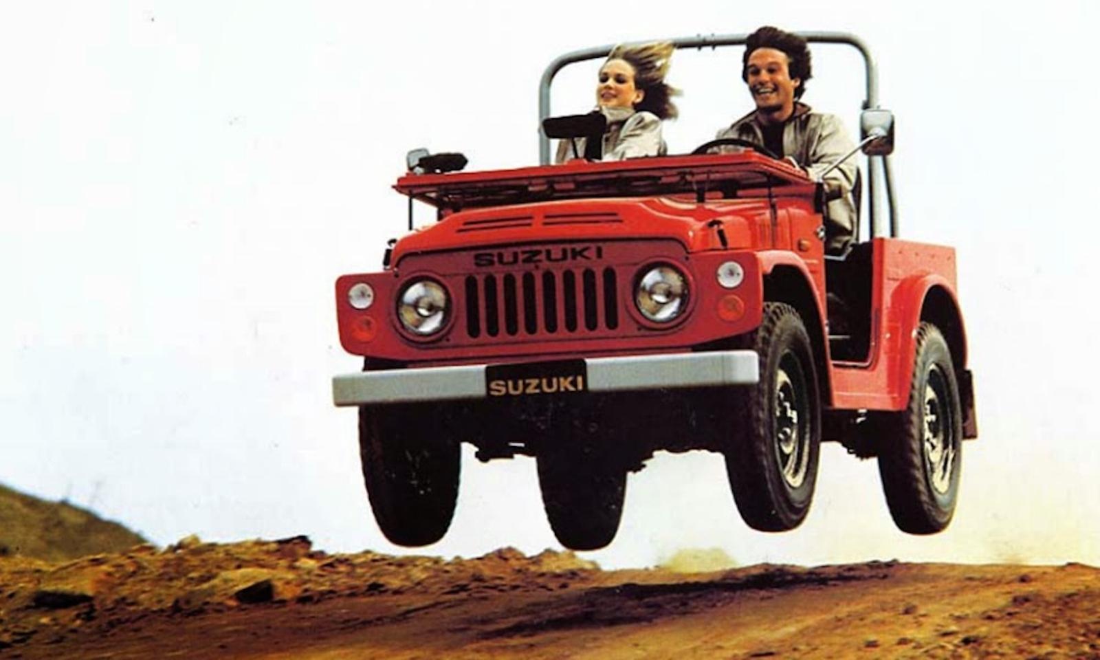 Suzuki Jimny Japan Automotive Hall Of Fame 2