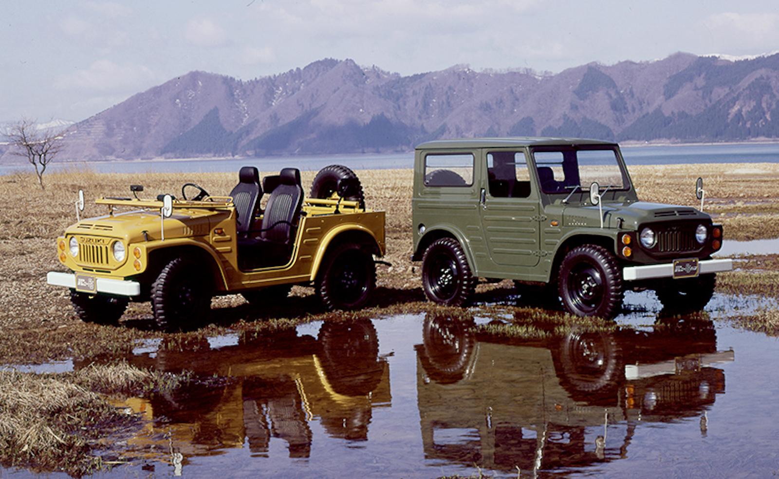 Suzuki Jimny Japan Automotive Hall Of Fame 3
