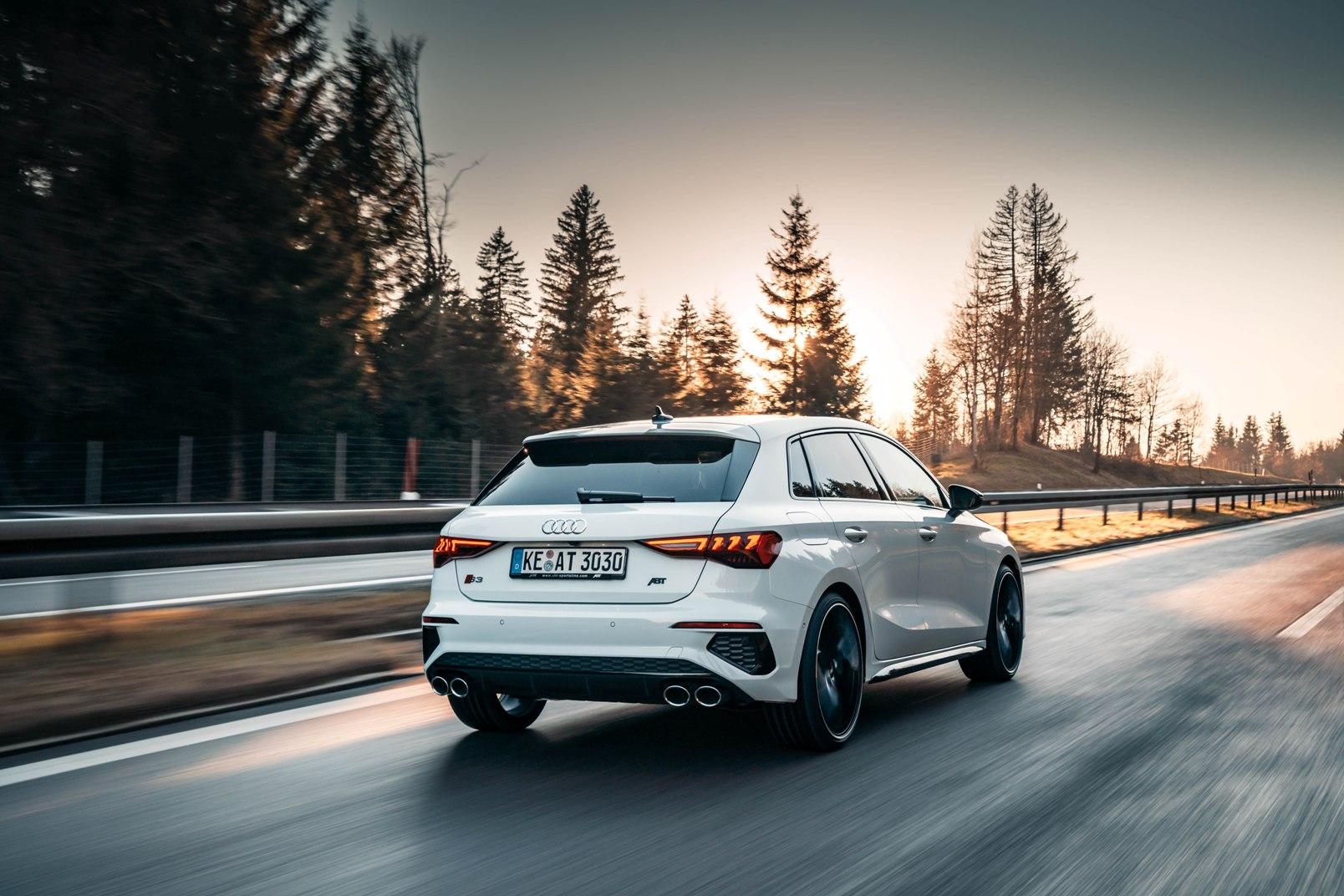 Abt Sportsline Audi S3 Sportback 2021 (10)