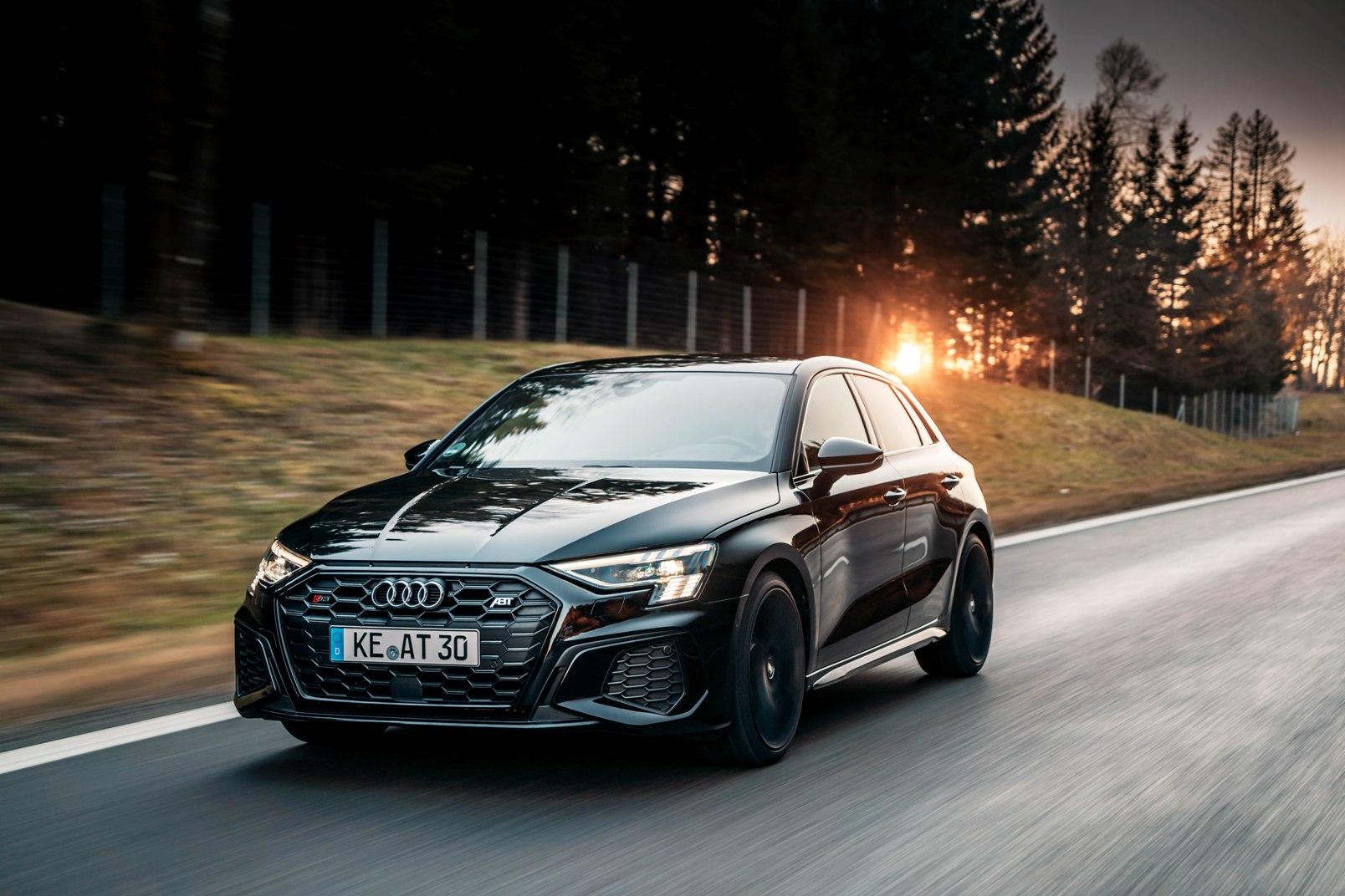 Abt Sportsline Audi S3 Sportback 2021 (5)