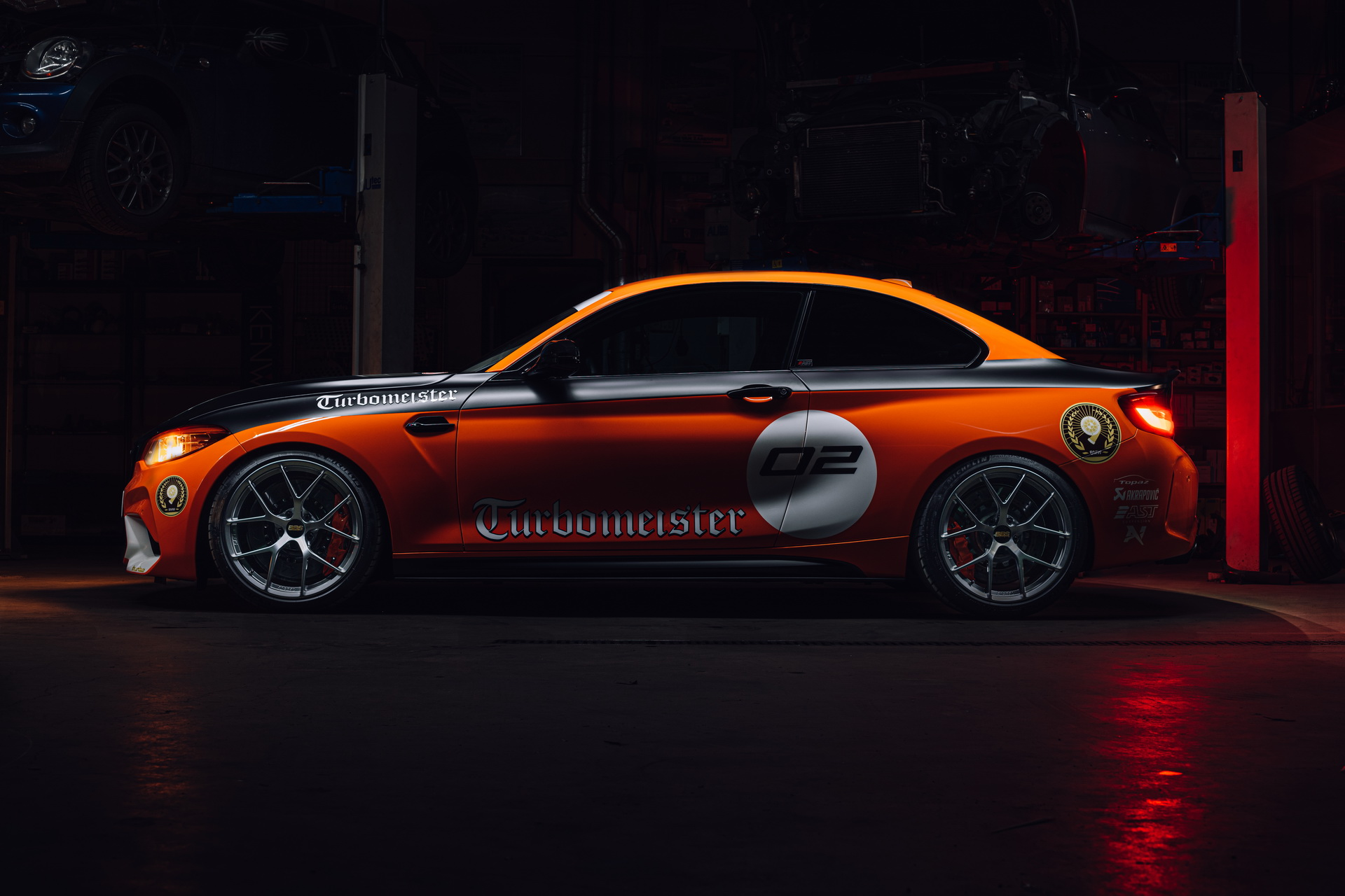 Bmw M2 Csl Turbomeister Edition Tuning 2