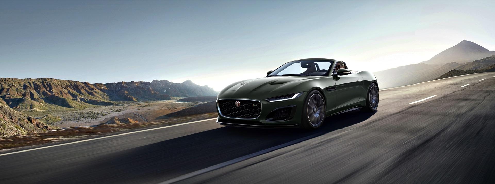 Jaguar F Type Heritage 60 Edition (2)