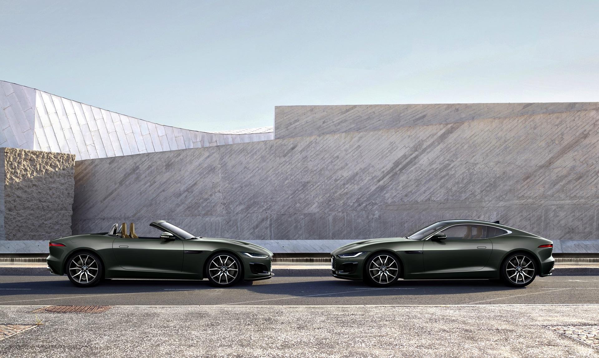 Jaguar F Type Heritage 60 Edition (4)