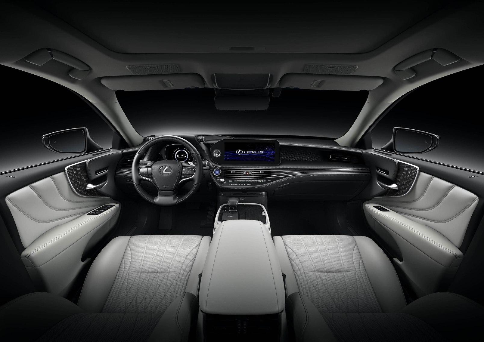 Lexus Ls 500h 2021 (25)