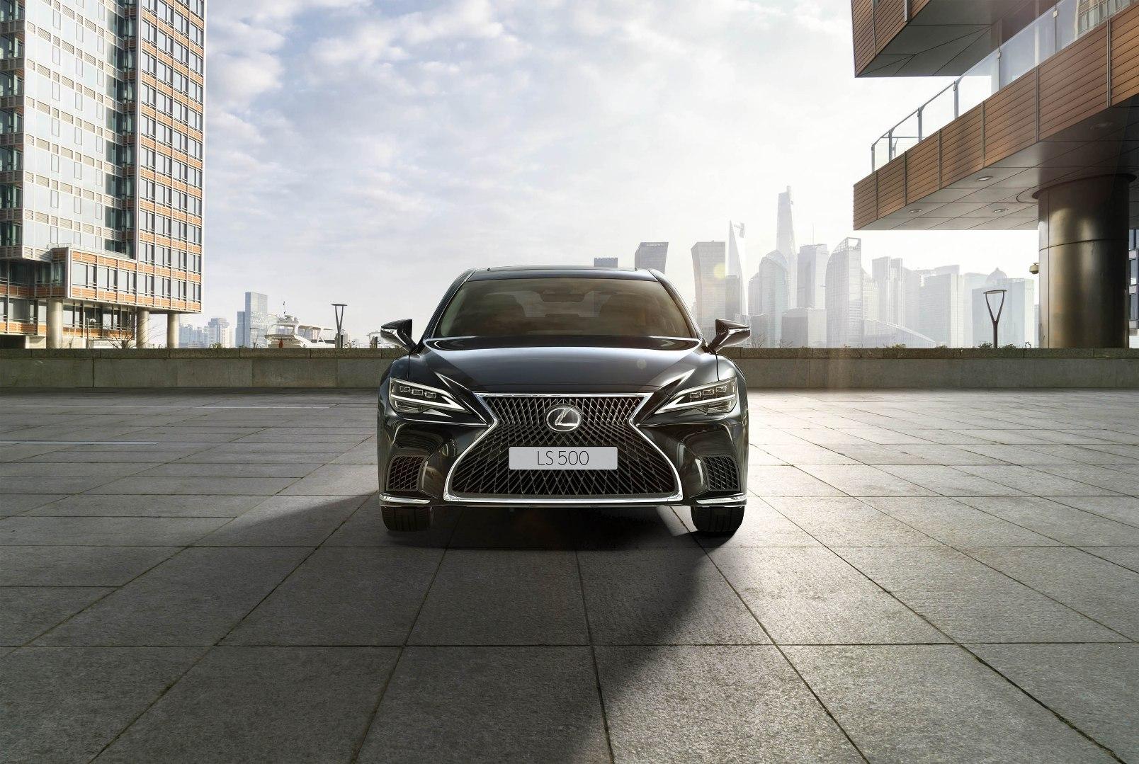 Lexus Ls 500h 2021 (34)