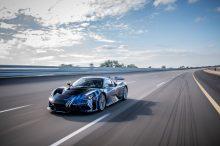 El Pininfarina Battista supera su primer gran reto: la prueba de velocidad