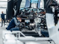 Rimac C Two Assembly Line 4