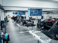 Rimac C Two Assembly Line 6