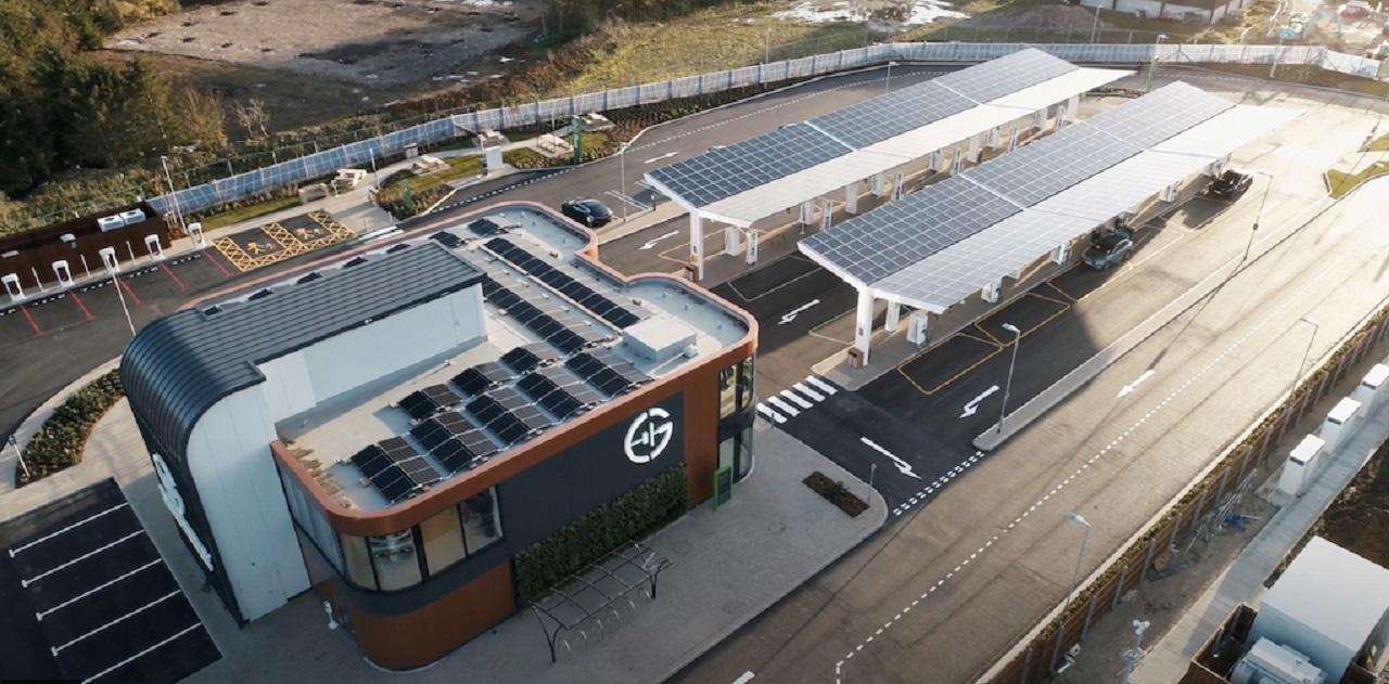 Estacion Carga Solar
