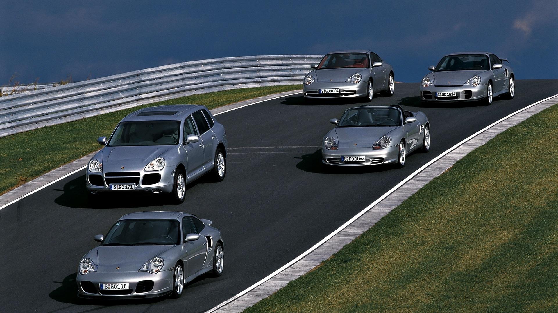 Porsche Gruppe U S5