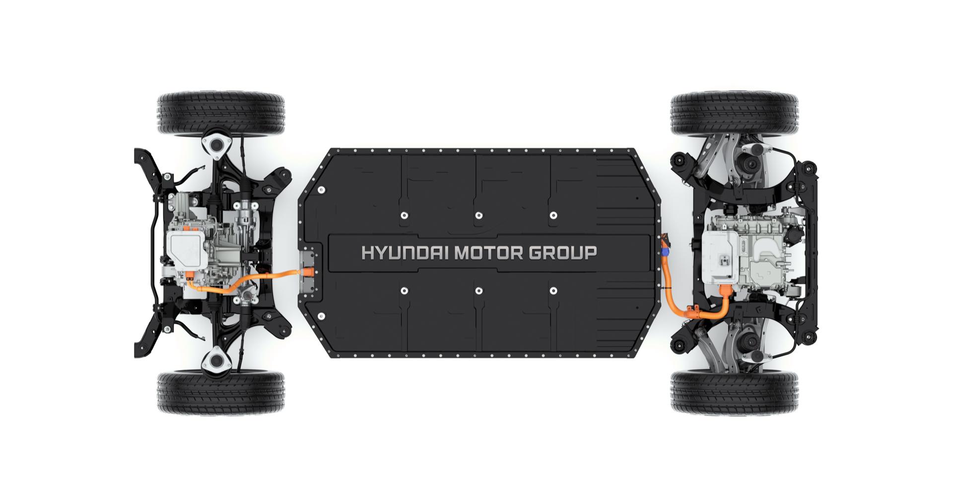 Hyundai Plataforma Electrica 9