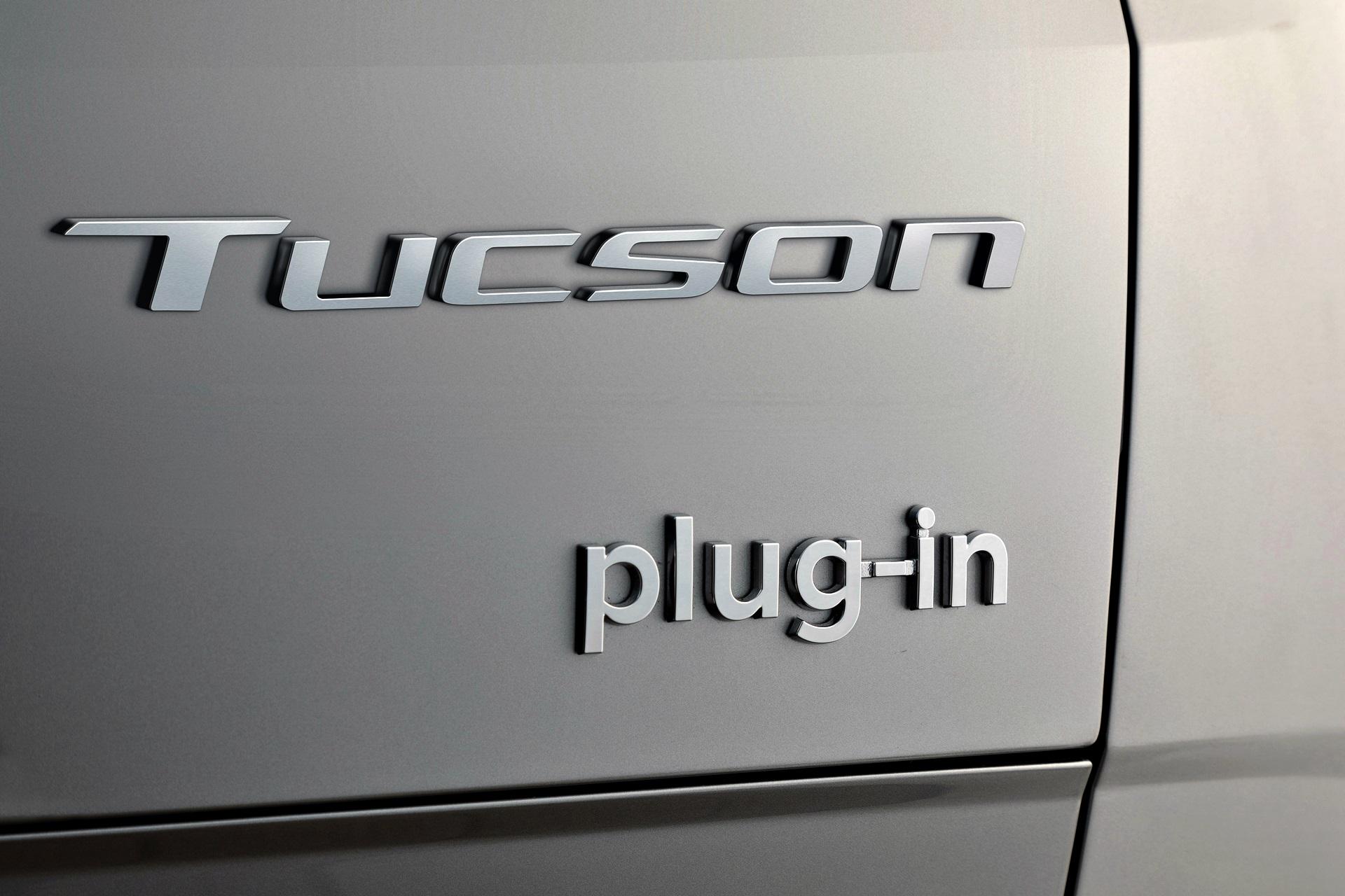 Hyundai Tucson Plug In Hybrid