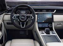 Jaguar F Pace Svr 11