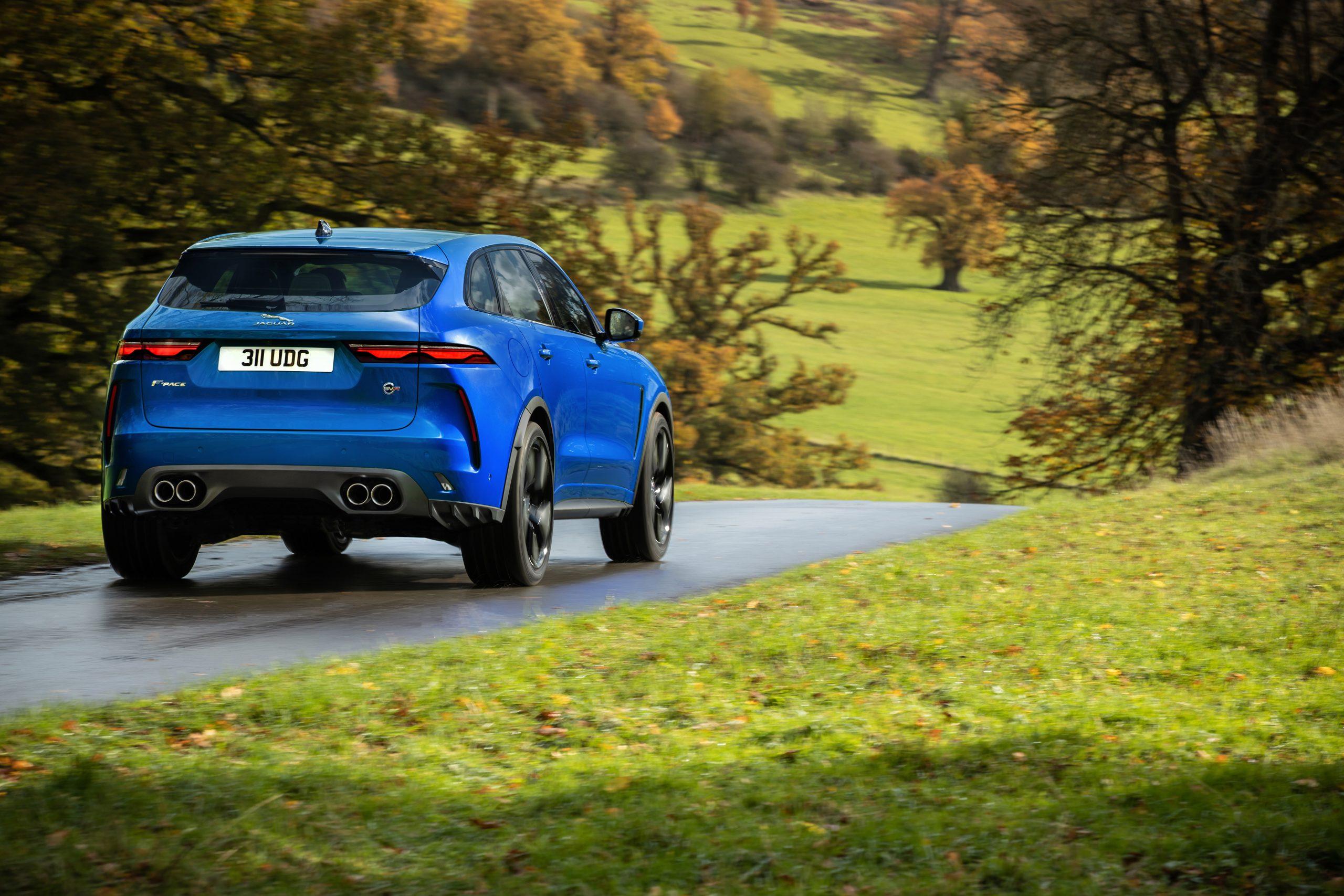 Jaguar F Pace Svr 14