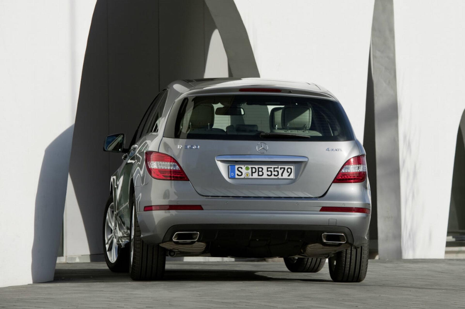 Mercedes Clase R Eqr 2
