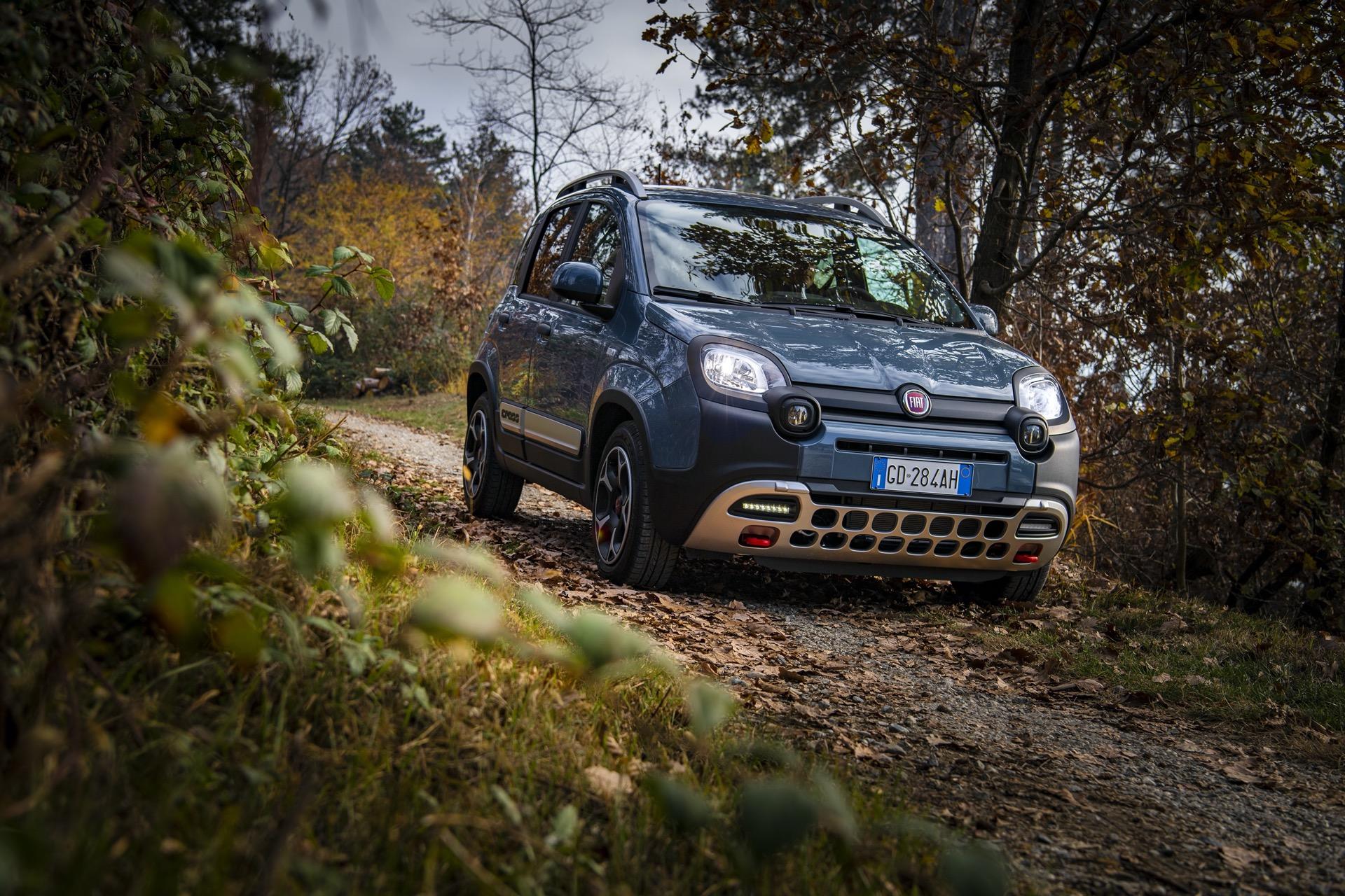 Nuevos Fiat Tipo Panda 16