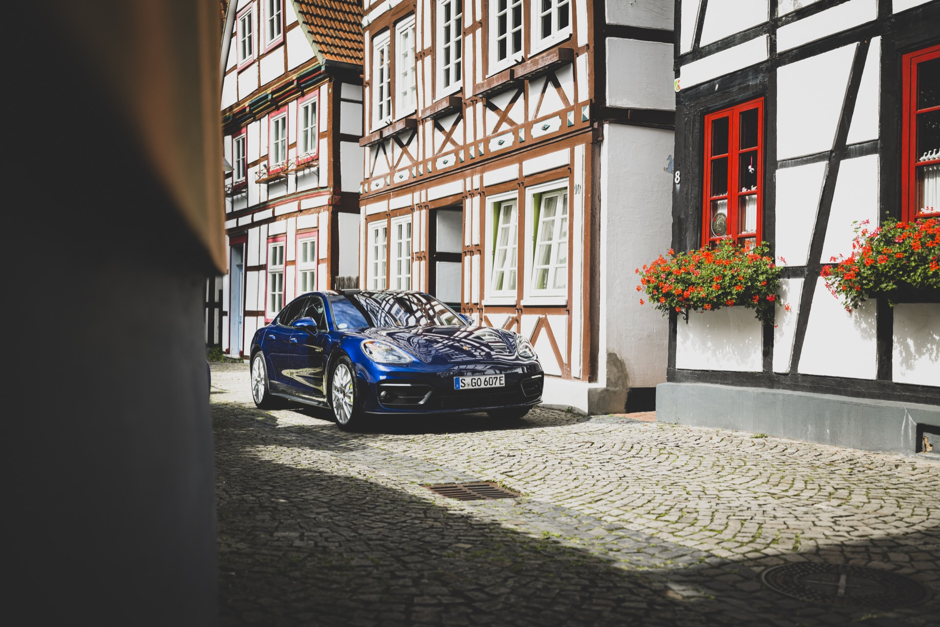 Porsche Panamera 4s E Hybrid 6