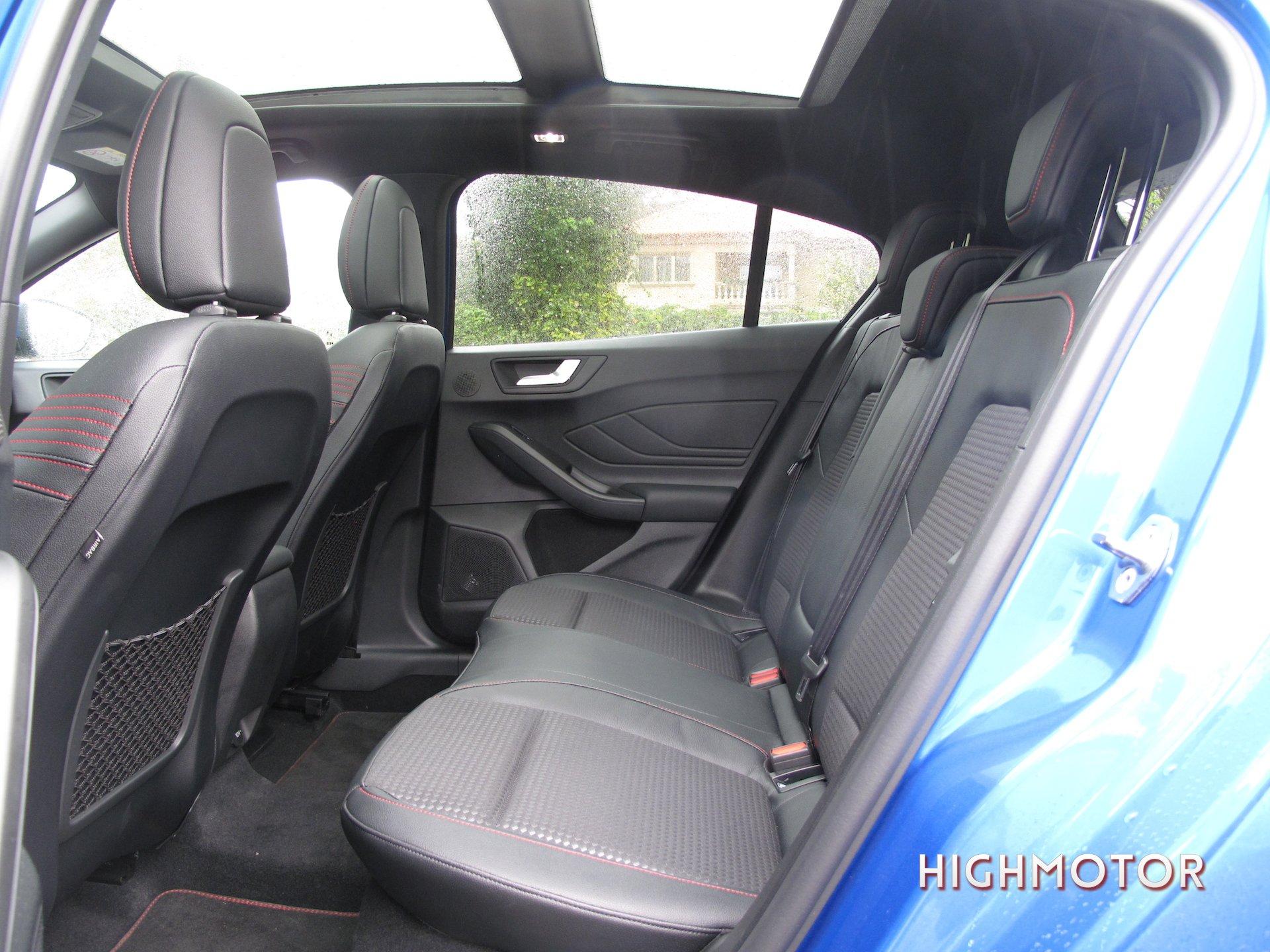 Prueba Ford Focus 1 0 Mild Hybrid11