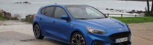 Prueba Ford Focus ST-Line X 1.0 mild-hybrid 155 CV: picante y comprometido con el medioambiente