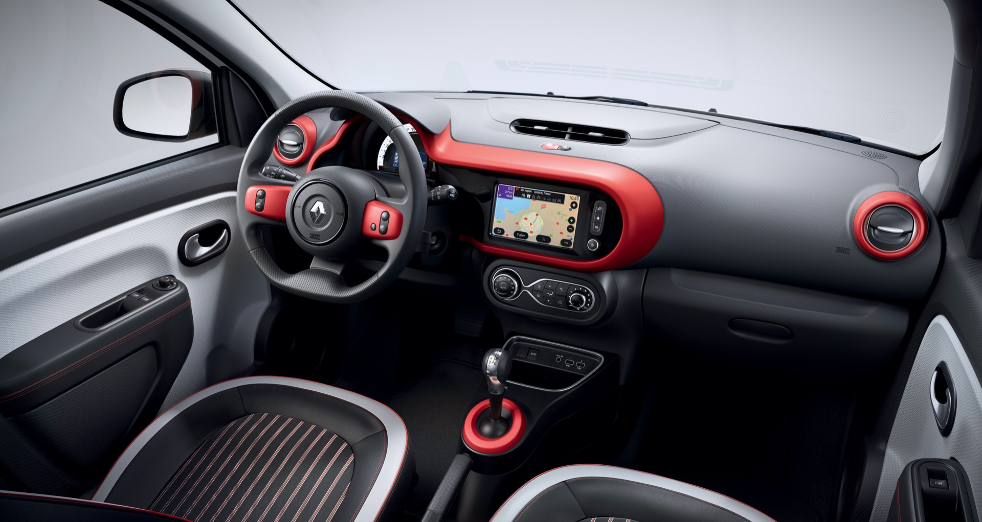 Renault Twingo Electrico 2