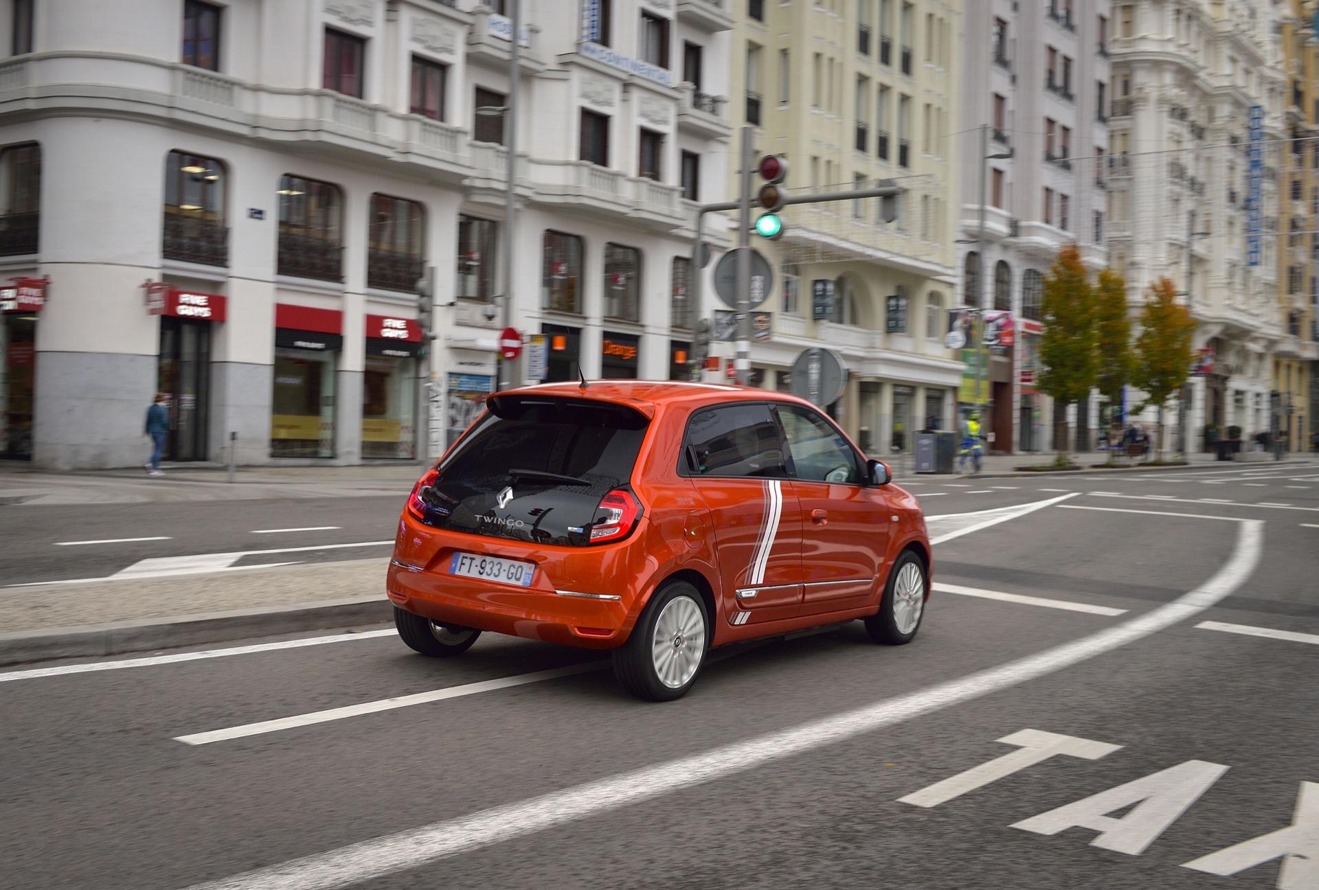Renault Twingo Electrico 6