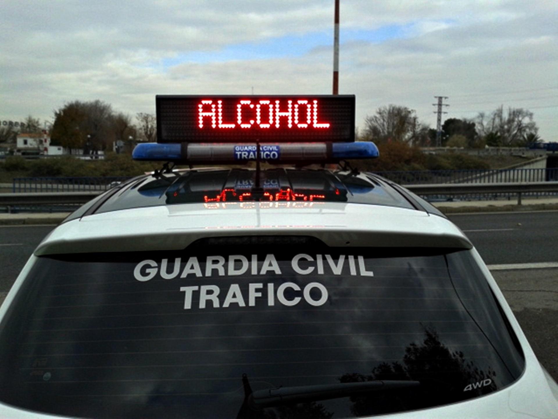 Test Control Alcohol Foto Fuente Dgt