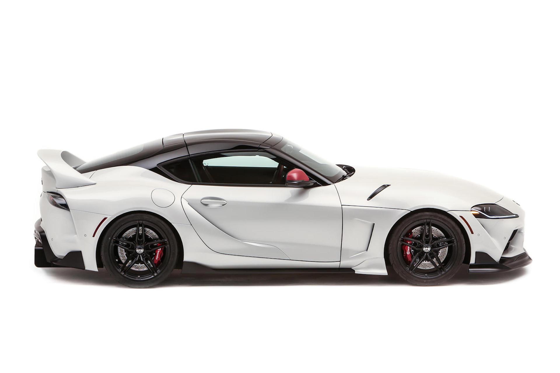 Toyota Gr Supra Sport Top Targa Sema 12