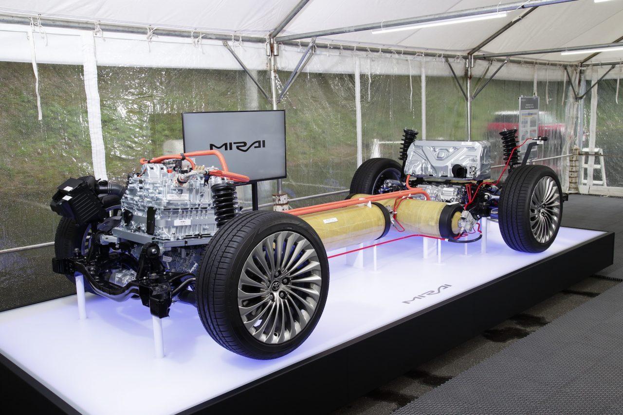 Toyota Mirai Highmotor