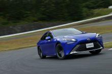 Nuevo Toyota Mirai: el coche de hidrógeno, cada vez más cerca