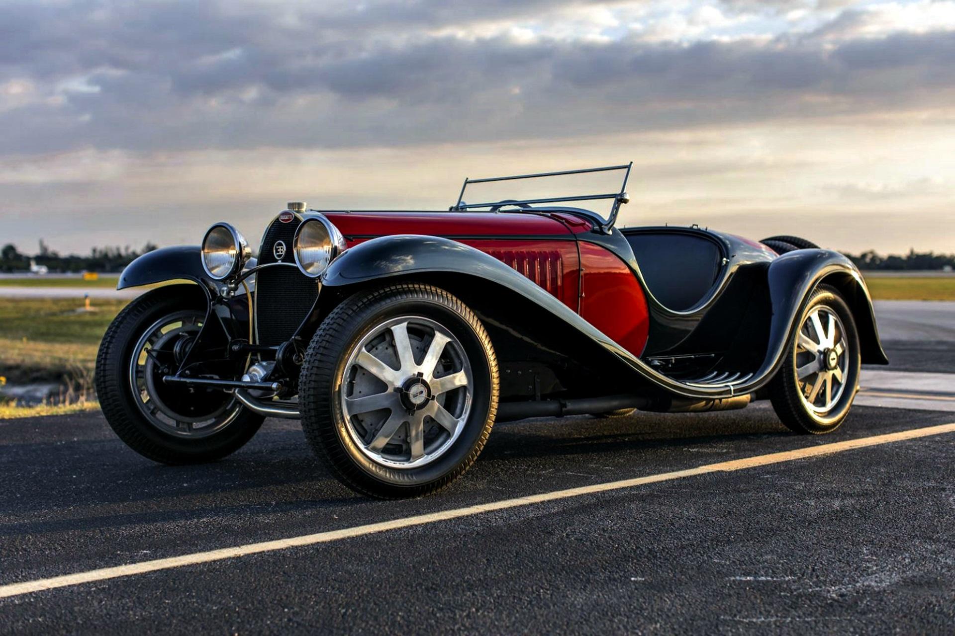 3 1932 Bugatti Type 55 Ss Roadster Bonhams