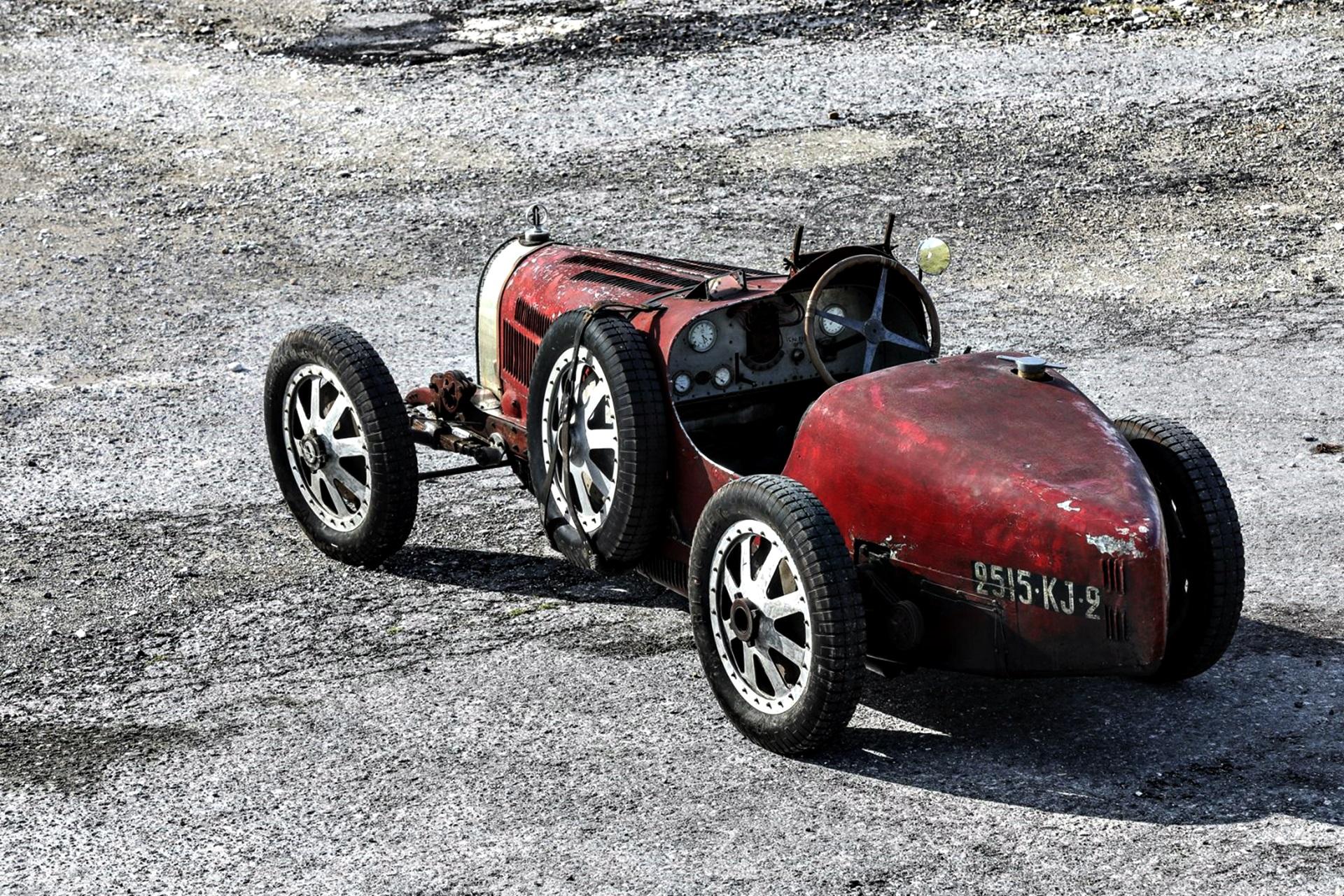 4. 1928 Bugatti Type 35c Grand Prix Gooding And Company Mathieu Heurtault