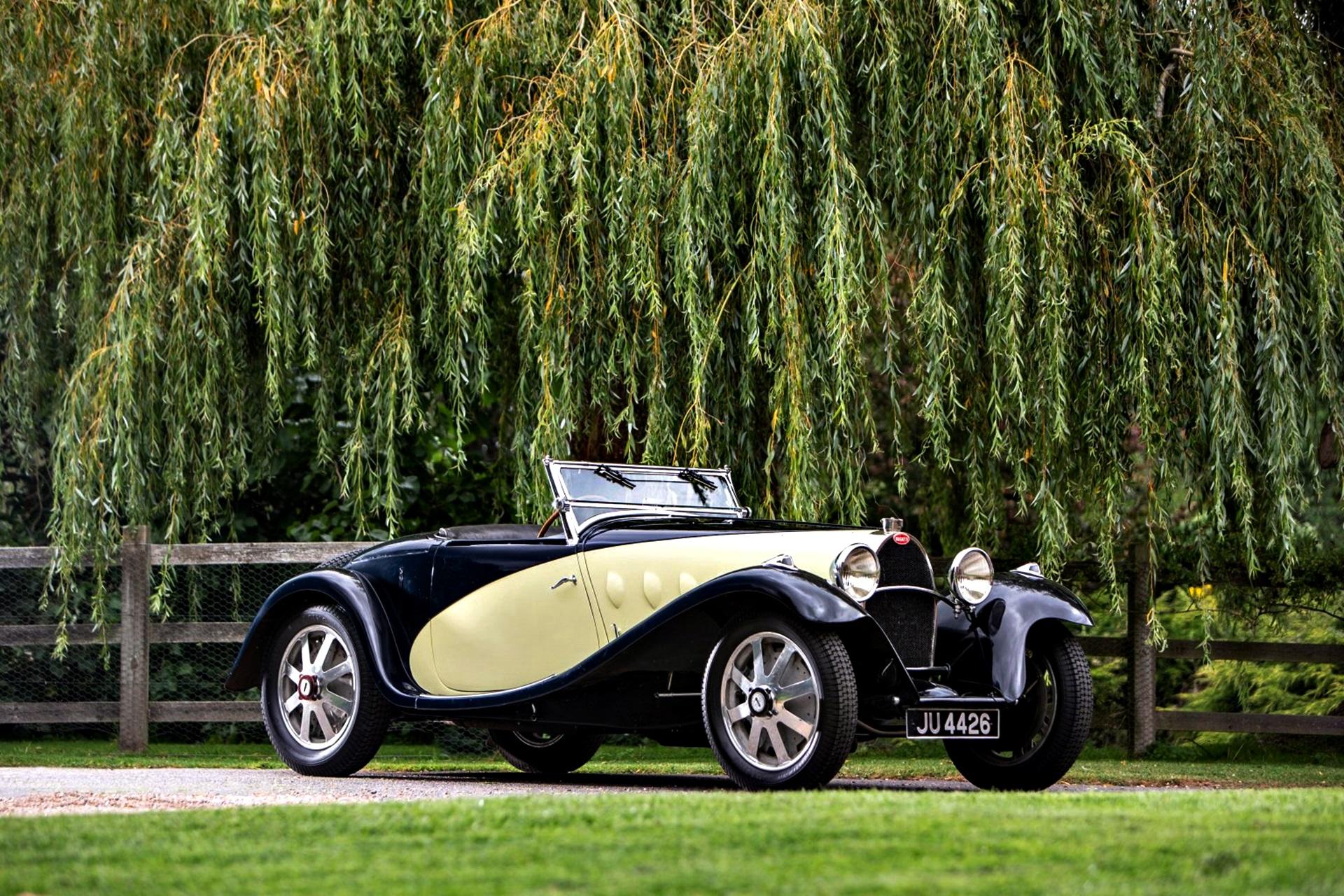 5. 1931 Bugatti Type 55 Figoni Bonhams