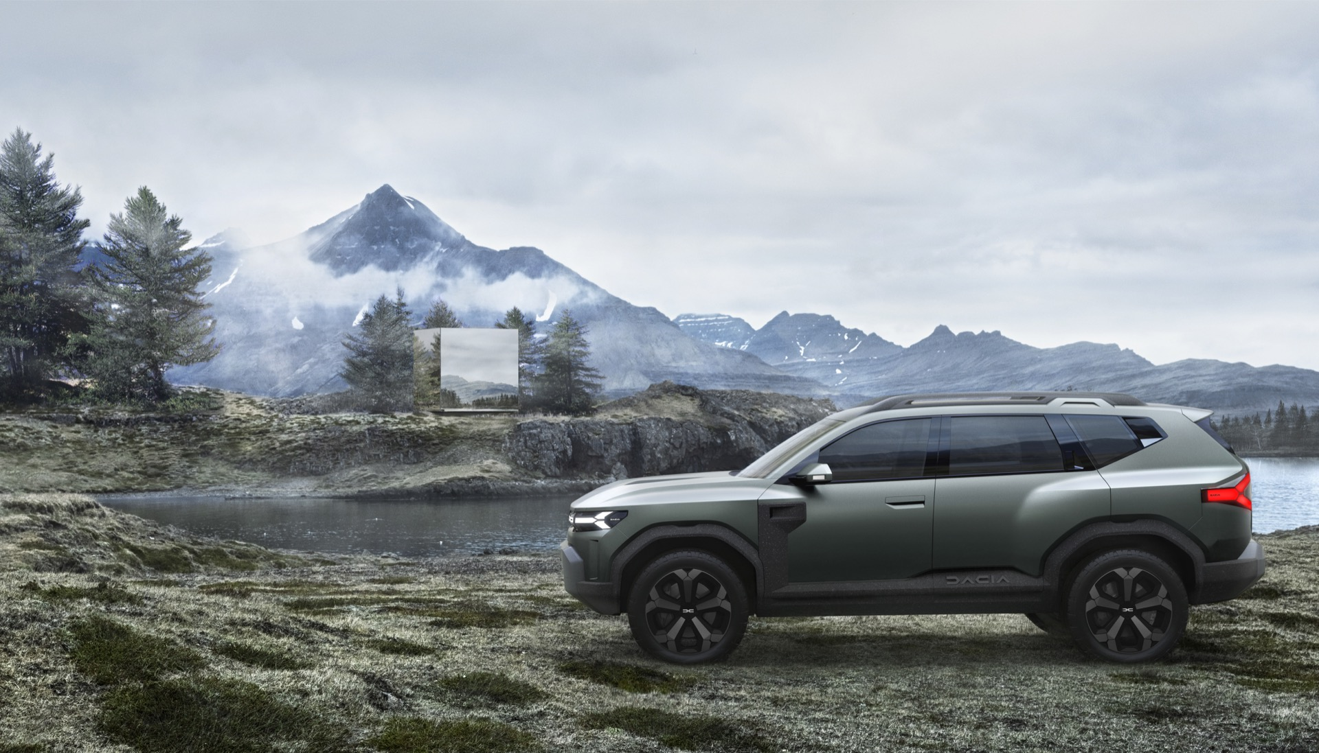 Dacia Bigster Concept 10