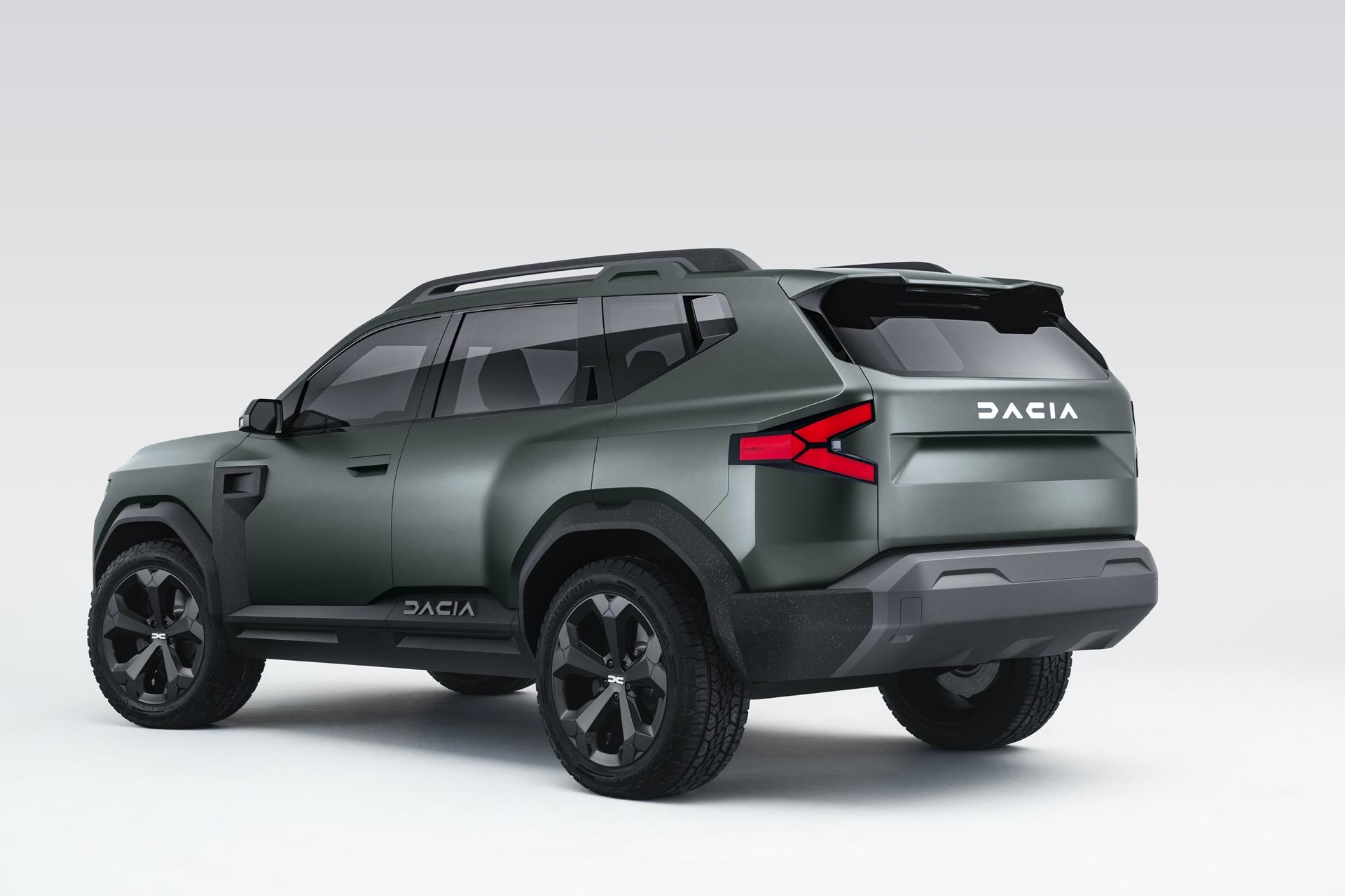 Dacia Bigster Concept 4