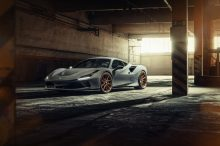 Novitec consigue que el Ferrari F8 Tributo sea todavía más radical gracias a la potencia extra