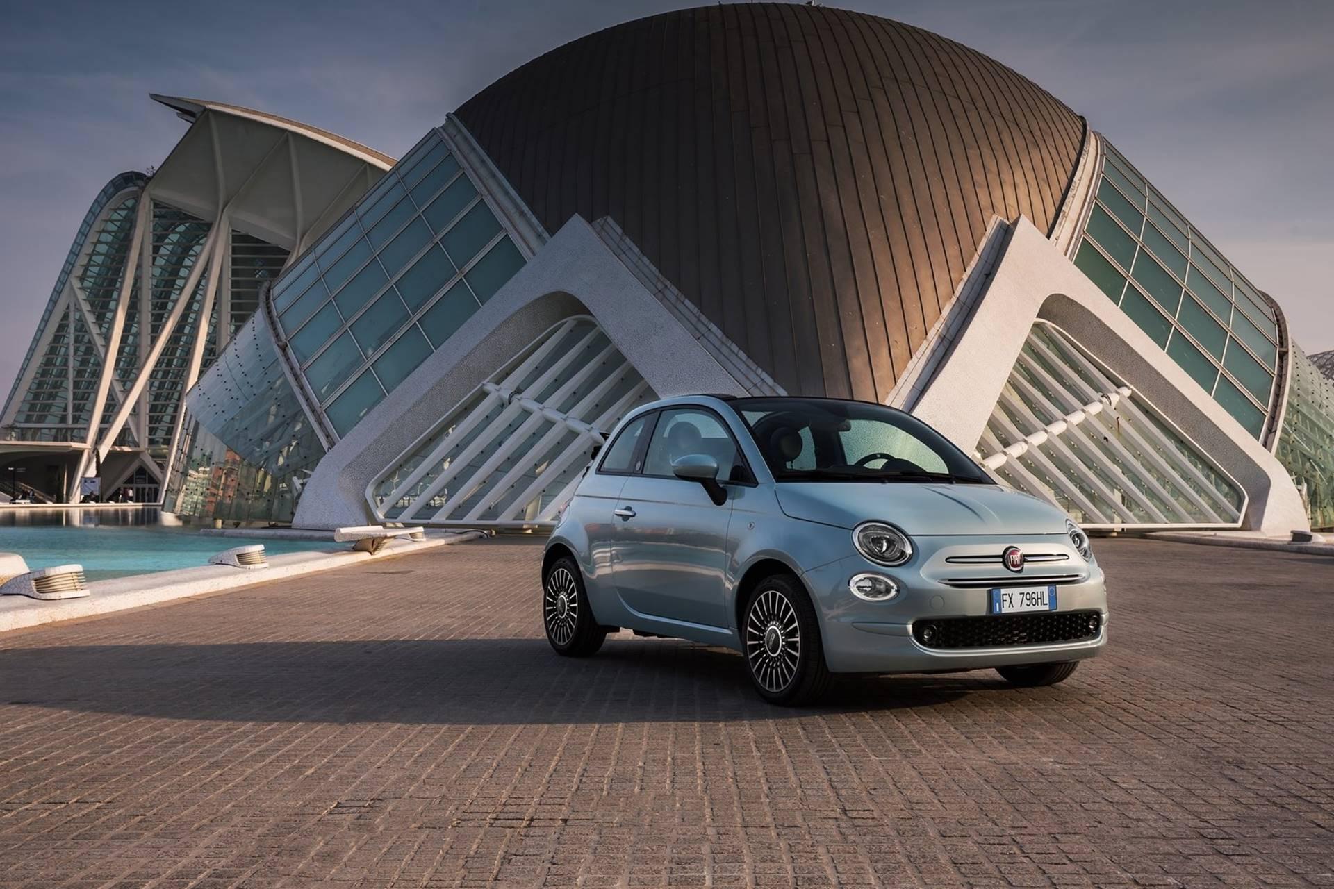 Fiat 500 Hybrid 2020 1600 02