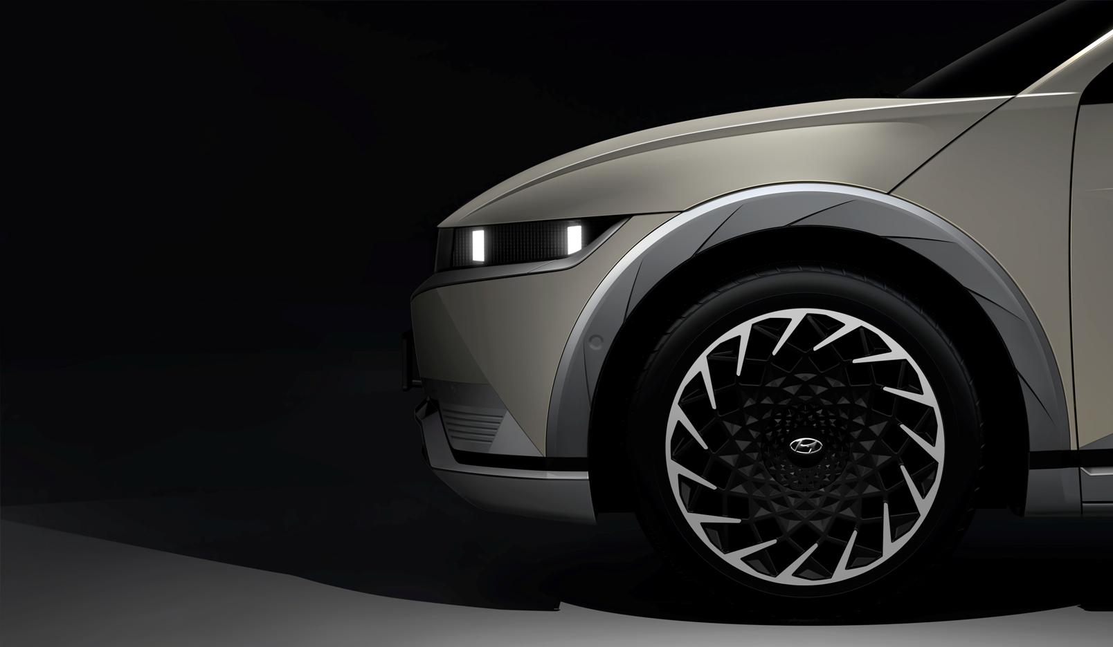 Hyundai Ioniq 5 Teaser (3)