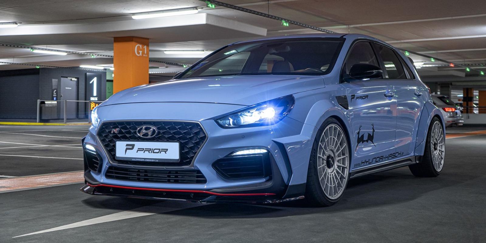 Hyundai I30 N 1