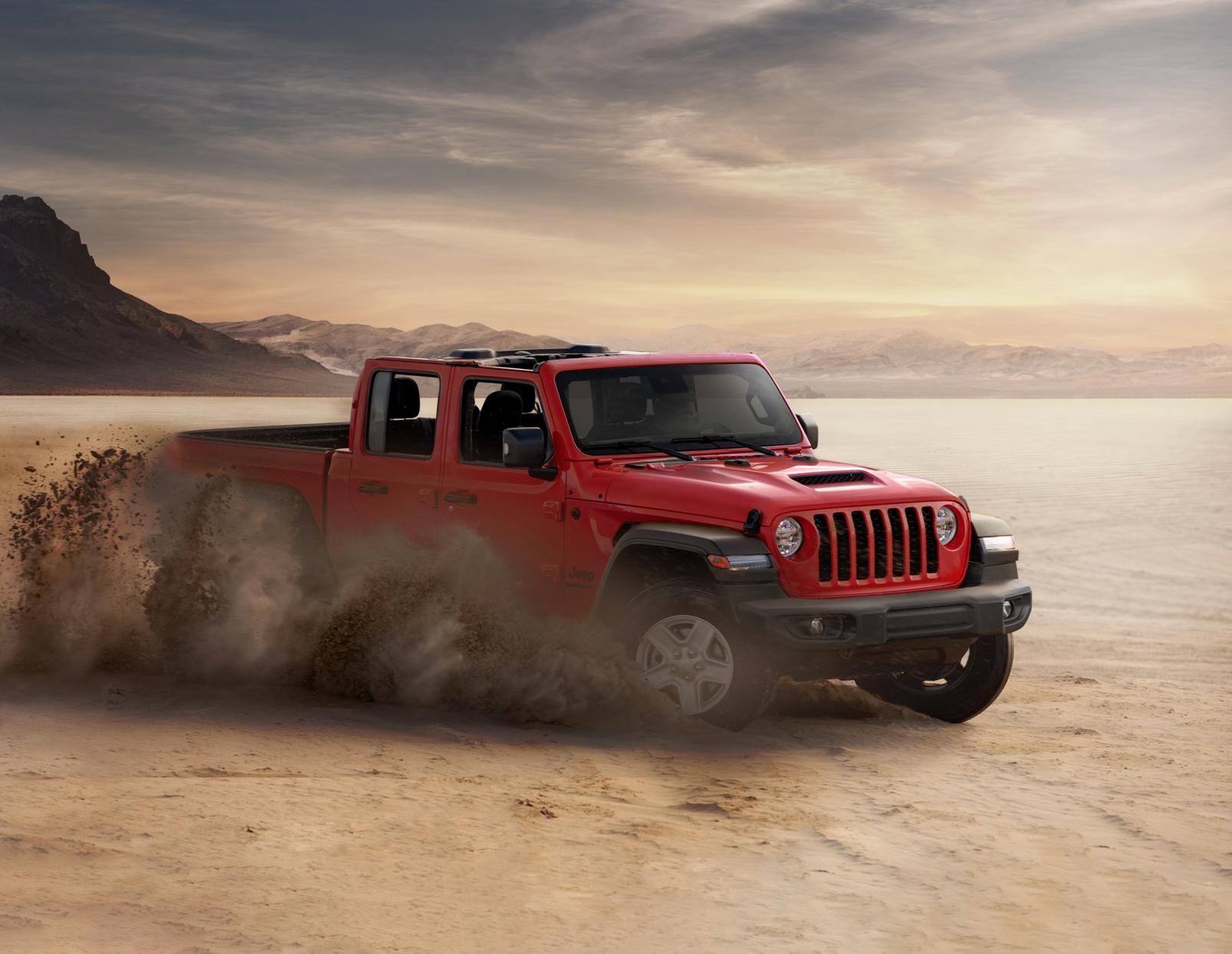 Jeep Gladiator (5)