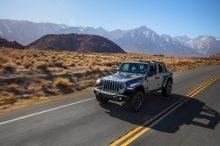 El Jeep Wrangler 4xe First Edition anuncia su equipamiento para el mercado europeo