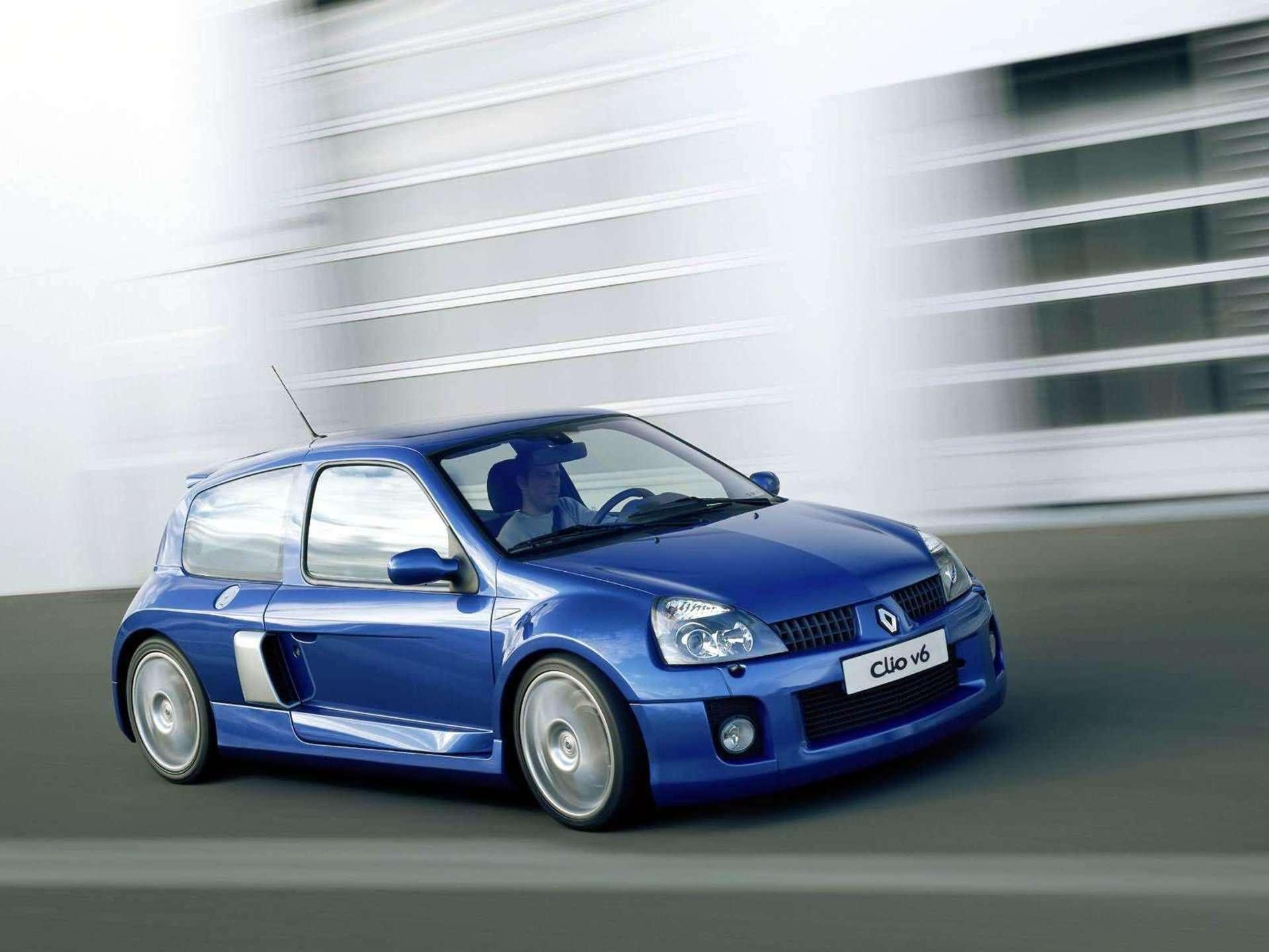 Renault Clio V6 Renault Sport 2003 1600 09