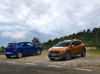 New Dacia Sandero 2021